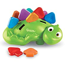 Learning Resources LER9091 Steggy The Fine Motor Dino