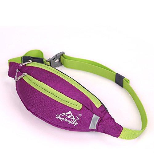 Pocket Damen Mini-Bewegung/ outdoor-Freizeit-Taschen/Ausgeführten Handy-Pakete/Ultralight Ausrüstung Taschen für einen Marathon S