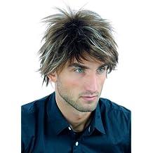 Meches bionde su capelli castani uomo – Tagli di capelli popolari 2019 155fad598744
