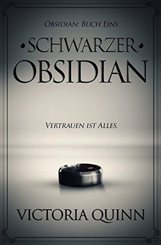 Schwarzer Obsidian von [Quinn, Victoria]