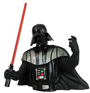 Star Wars Darth Vader Bust Bank de Diamond Select Toys Llc