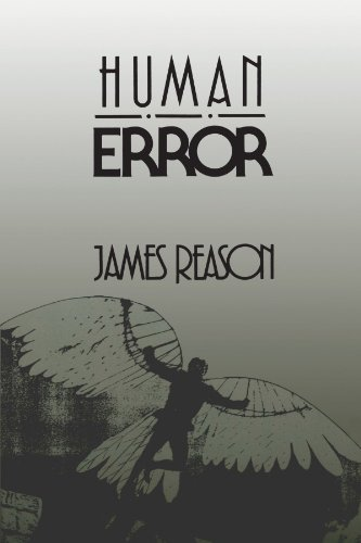 Human Error Paperback