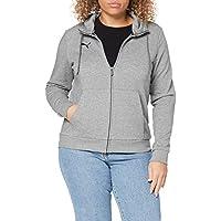 PUMA Teamgoal 23 Casuals Hooded Jacket W Chaqueta De Entrenamiento, Mujer, Medium Gray Heather, M