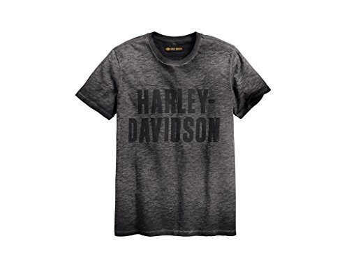 HARLEY-DAVIDSON Jersey Applique Logo Slim Fit T-Shirt, 99019-18VM, M-Slim