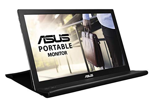 Asus MB168B 39,6 cm (15,6 Zoll) LED-Monitor (USB, 1360 x 768 Pixel, 11ms Reaktionszeit)