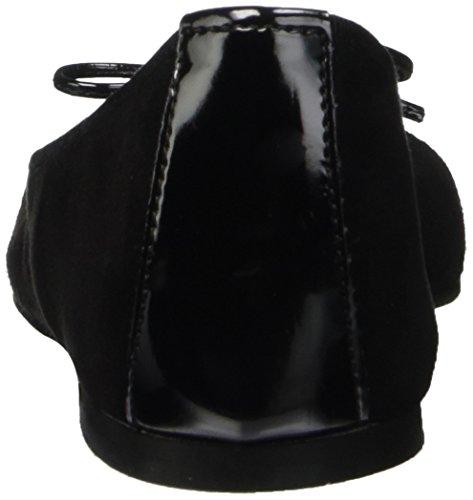 BATA 5236568, Ballerines femme Noir (Nero)