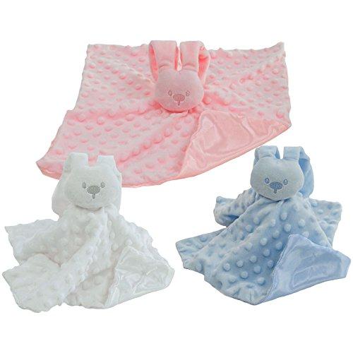 erter Bohrmulden-Tröster Taggy Bunny Decke mit Namen Neugeborene Jungen oder Mädchen ()