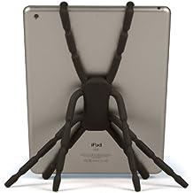 Breffo - Atril de estilo araña para tablets, color negro