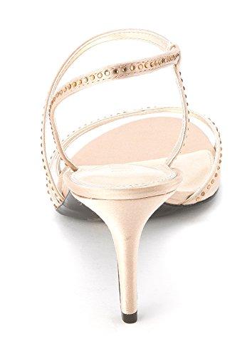 Lauren Champagne Lauren Donna Ralph Sandali by TYrwT