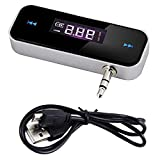 Best Super Power Supply® Long Range Wireless Adapters - Jacinto Car FM Transmitter 3.5 AUX Smart Phone Review