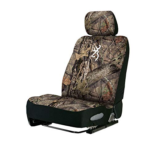 Browning Camo Sitzbezug, niedrige Rückenlehne, Neopren, Country, Single, Country, Einzelbett -
