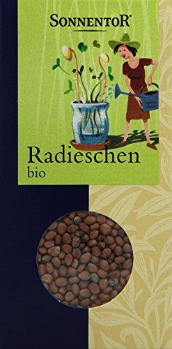 Sonnentor Radieschen kbA, 3er Pack (3 x 120 g) - Bio