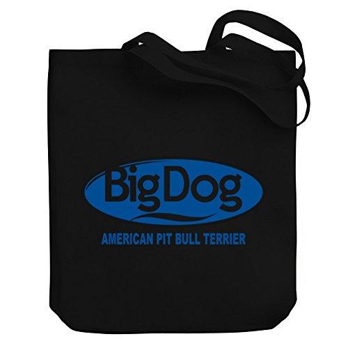 Teeburon BIG DOG American Pit Bull Terrier - Bereich für Taschen -