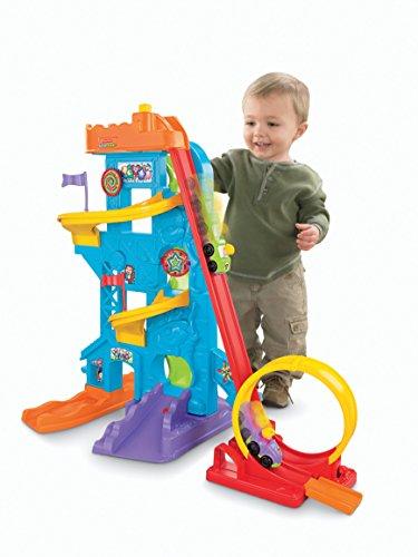 Fisher-Price - X0057 - Jouet Premier Age - Fun Park/Parc d'attraction - Little People