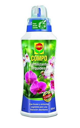 Compo 1408902011 - Fertilizzante per Orchidee da 500 ml