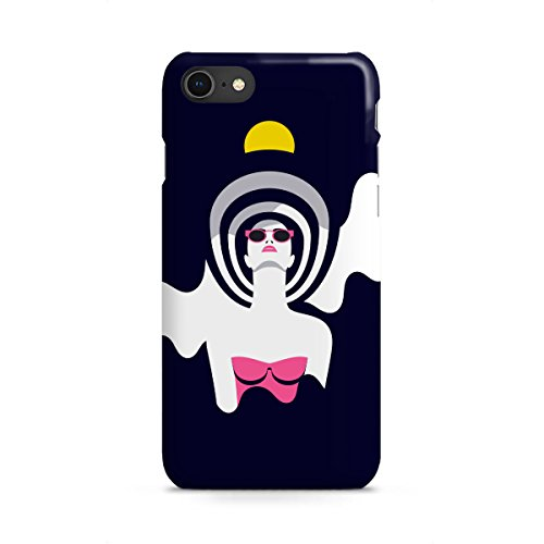 artboxONE Apple iPhone 8 Premium-Case Handyhülle Moonrise II von Sasha Lend - Premium-Case Handyhülle Smartphone Case