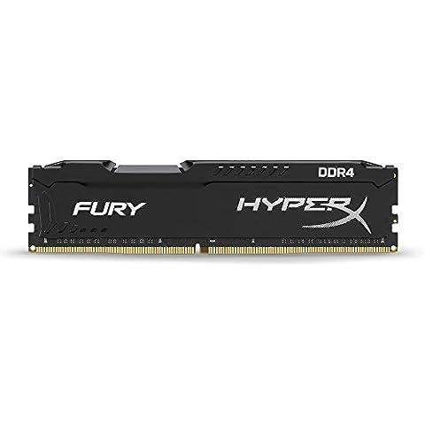 HyperX FURY - Memoria RAM de 16 GB (2133 MHz, DDR4, CL14 DIMM)