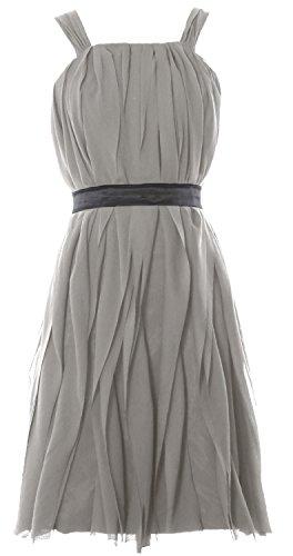 MACloth - Robe - Cocktail - Sans Manche - Femme silver
