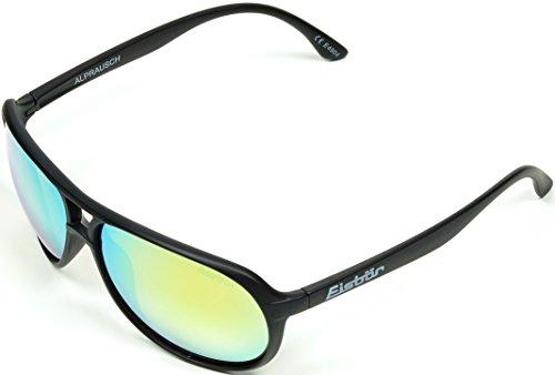 Sonnenbrille für Damen und Herren / UV Schutz 400 / polarisierend (polarized), antireflektierend, bruchsicher / Alprausch Sonnenbrillen von Eisbär Eyewear