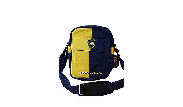 5edb4850ec5 Boca Juniors CABJ Authentic Official Licensed Product Soccer Bag - 001  Rhinox Christmas Supplies