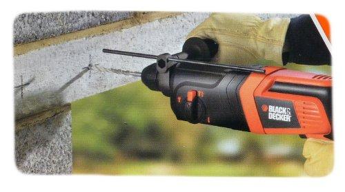 Black & Decker Bohrhammer im Test: Leistungen und Besonderheiten - 4