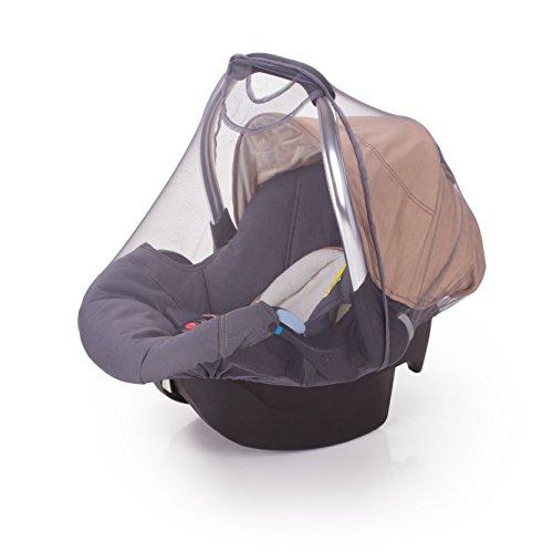 DIAGO Insektenschutz Babyschale, grau