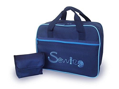 Toyota Funda para máquina de coser, PVC, 42x 32x 5cm, color azul