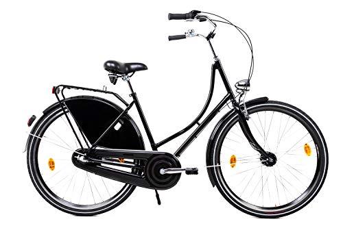Sachsenring Fahrrad Hollandfahrrad Hollandrad Stadtrad Hollandbike Holland Damenfahrrad Damen 28 Zoll Bike 3 Gang