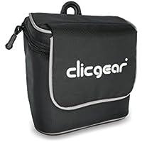 Clicgear TRCCAB - Bolsa de accesorios, color negro / rojo