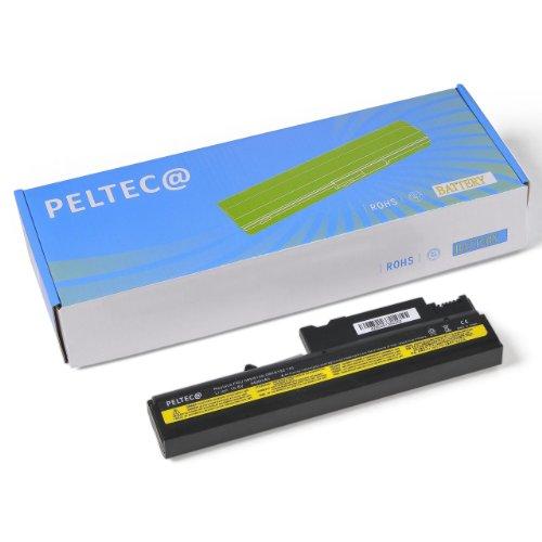 PELTEC@ Premium - Batteria per notebook/laptop Ibm T40 T41 T42 T43 R50 R51 R52, 4400 mAh