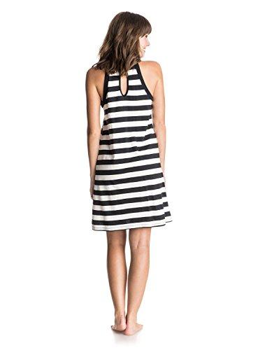 Roxy Stranded Robe Femme Noir - Classic Stripe True Black 6545