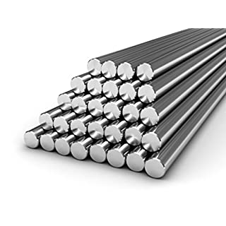 6mm Diameter 303 Grade Stainless Steel Round Bar/Rod: 1200mm (1.2 metres) Length. Select other lengths below.