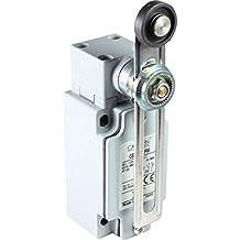 Camden Boss ce41.00. FM límite Interruptor 40mm IP66Metal caso Adj rodillo Palanca