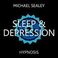 Hypnosis for Sleep & Depression (Higher Self Healing)