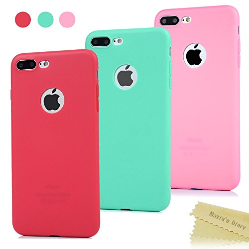3x Funda iPhone 7 Plus