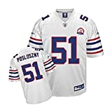 rbk NFL Football Jersey Buffalo Bills Paul posl uszny # 51 (S)