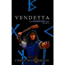 [ Vendetta (Runestone Saga #02) [ VENDETTA (RUNESTONE SAGA #02) ] By Humphreys, Chris ( Author )May-13-2008 Paperback