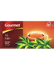 Gourmet Té Rojo - 20 Bolsitas