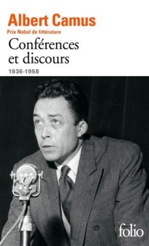 Conférences et discours: (1936-1958)