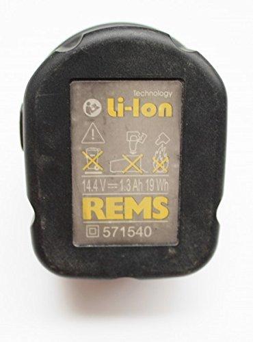 REMS Akku Nr. 571510 Ni-Cd 12 Volt 2,0 Ah -