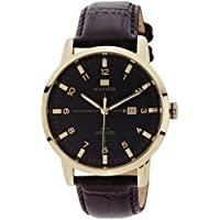 Tommy Hilfiger Analog Black Dial Men's Watch - TH1710329J