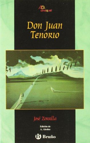 Don Juan Tenorio (Castellano - Bruño - Anaquel)