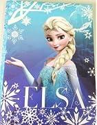 Diario scolastico 10 mesi 2015/2016 con le immagini personalizzate FROZEN ANNA E ELSA, con segna pagina e copertina morbida. Dimensioni 20x14,5x2 cm.