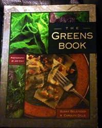 The Greens Book by Susan Belsinger (1995-02-02)