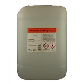Ammoniaklösung 25 % 25 L
