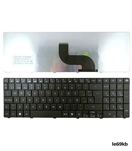 Portatilmovil - Teclado para PORTÁTIL Packard Bell EASYNOTE TM98