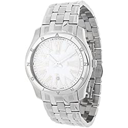 Aigner Men Watch Lazio Gents silver A42106