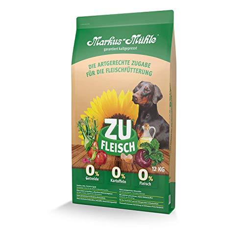Markus Mühle ZU Fleisch - die Zugabe zur Fleischfütterung (Barf) (4kg)