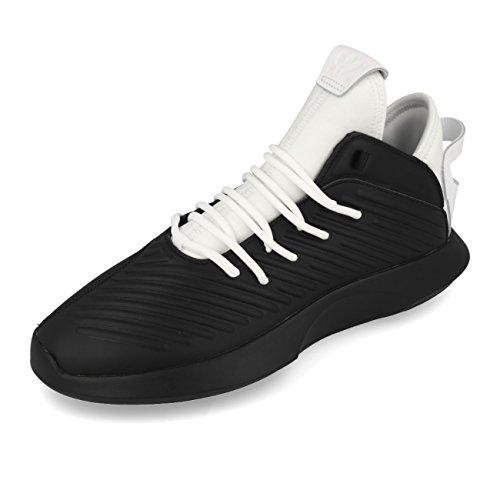 adidas Crazy 1 ADV, Chaussures de Gymnastique Homme Noir (Core Black/core Black/footwear White 0)