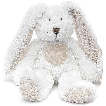 Teddykompaniet - Lapin Mini Peluche Blanc